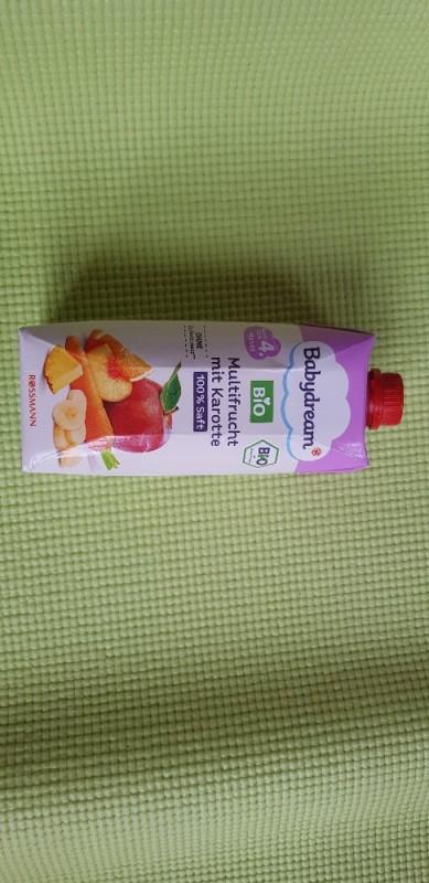 Multifrucht mit Karotte von BekaWolf   Hochgeladen von: BekaWolf