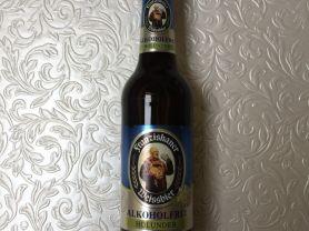 Franziskaner Weissbier alkoholfrei, Holunder | Hochgeladen von: dizoe