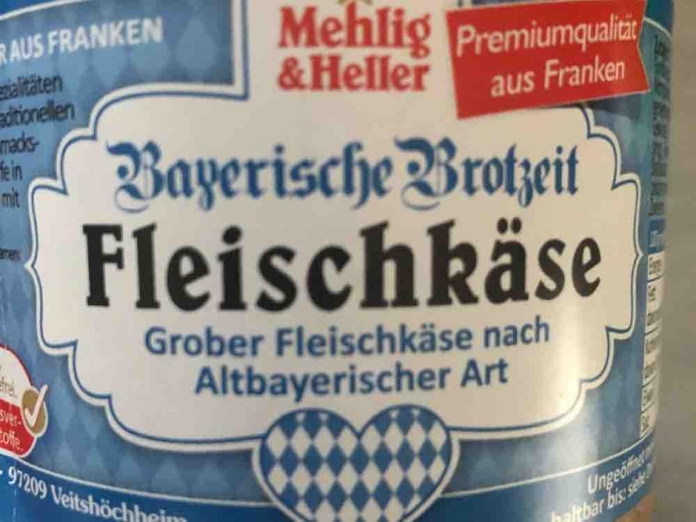 Bayerische Brotzeit Fleischkäse von mihzi | Hochgeladen von: mihzi