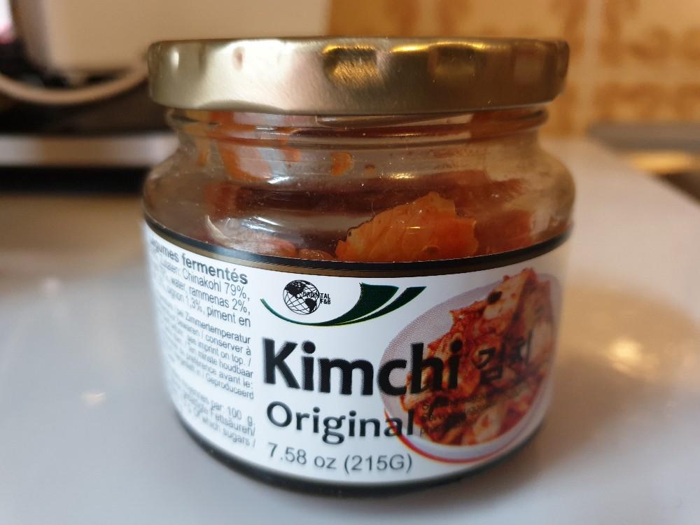 Kimchi Original, Fermentiertes Gemüse von erichu | Hochgeladen von: erichu