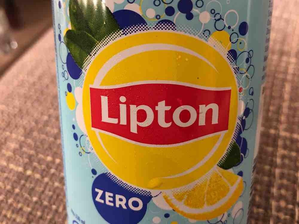 Lipton Ice Tea Sparkling Zero von Rhae   Hochgeladen von: Rhae