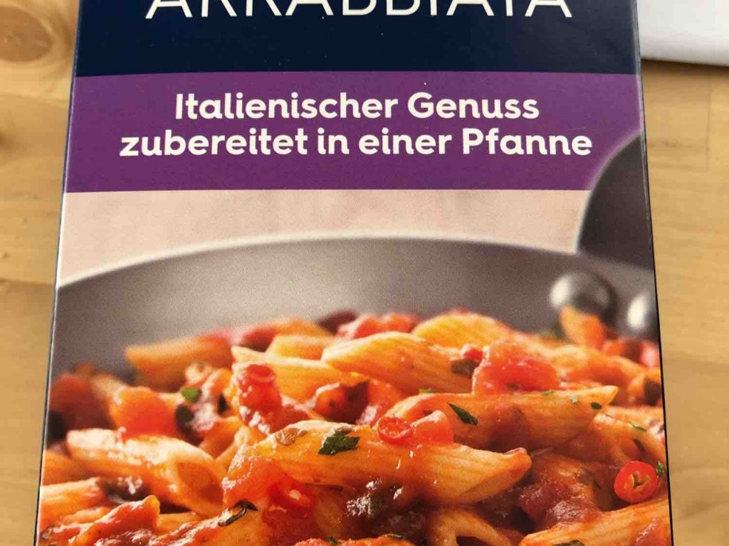Penne Arrabiata von BavarianGuy82 | Hochgeladen von: BavarianGuy82