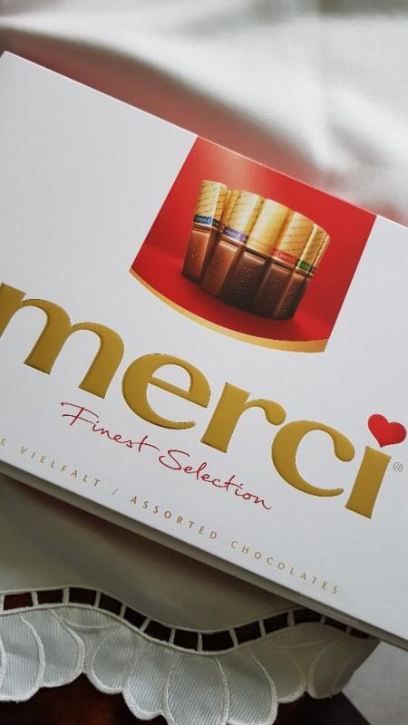 Merci Finest Selektion, Milch-Praliné von Josi04   Hochgeladen von: Josi04