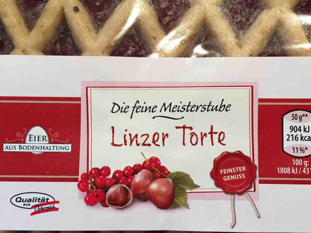 Kuchenmeister Linzer Torte Aldi Kalorien Kuchen Torten Fddb