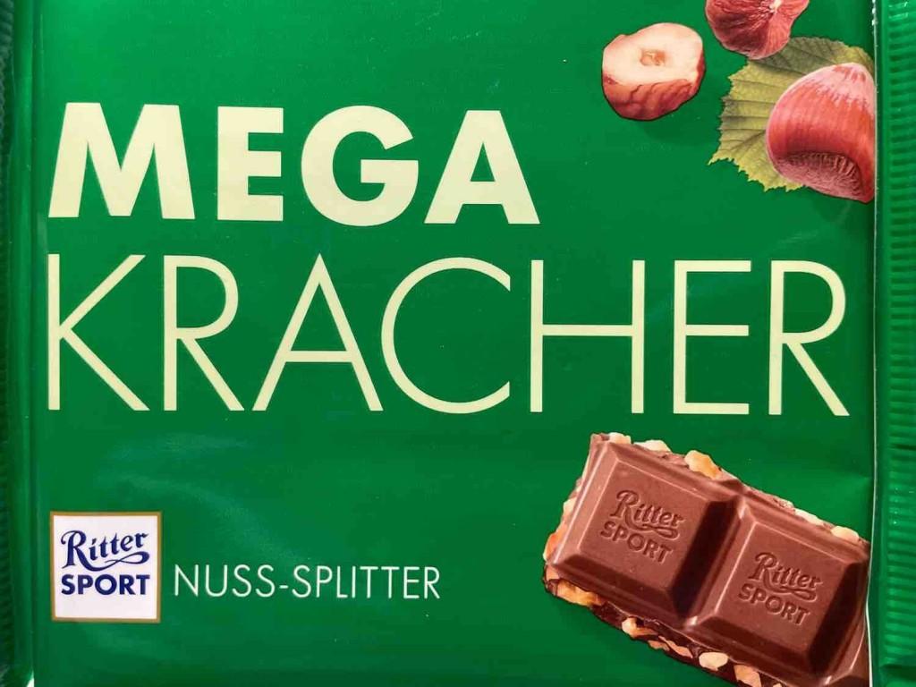 Ritter Sport Nuss-Splitter, Mega Kracher von olivers | Hochgeladen von: olivers