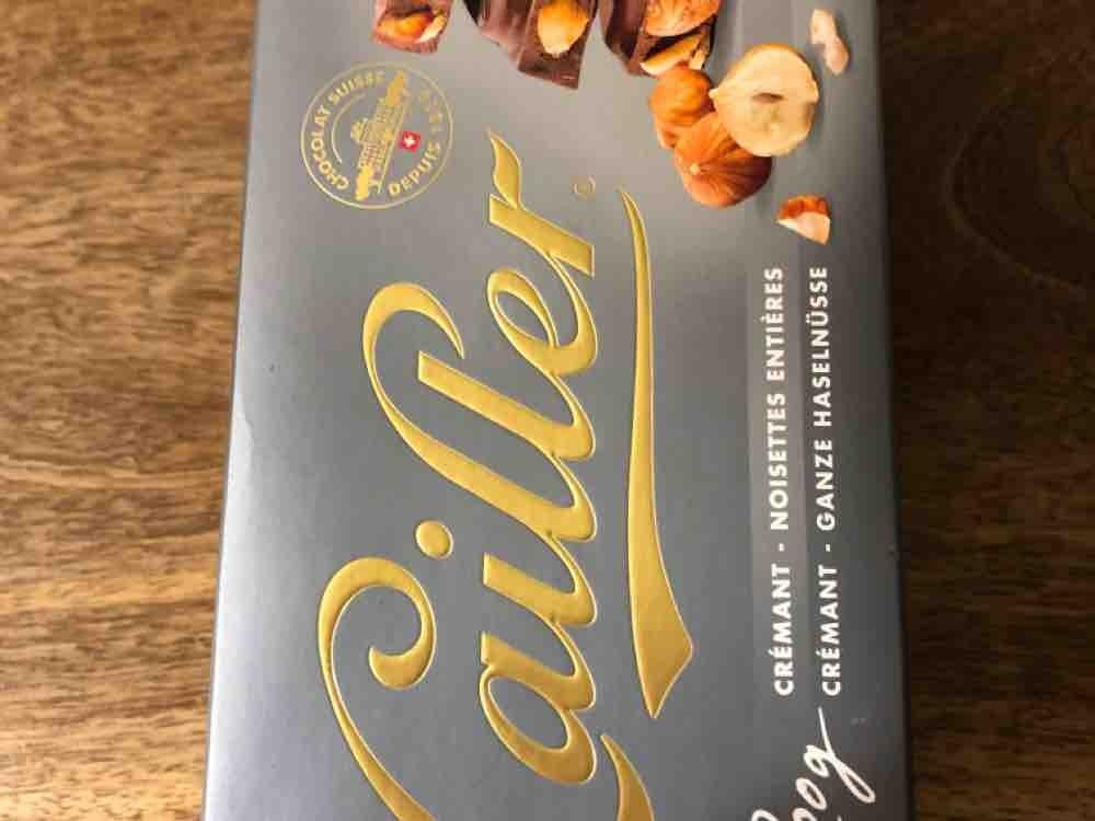 Cailler, Cremant - ganze Haselnüsse von Chris0810 | Hochgeladen von: Chris0810