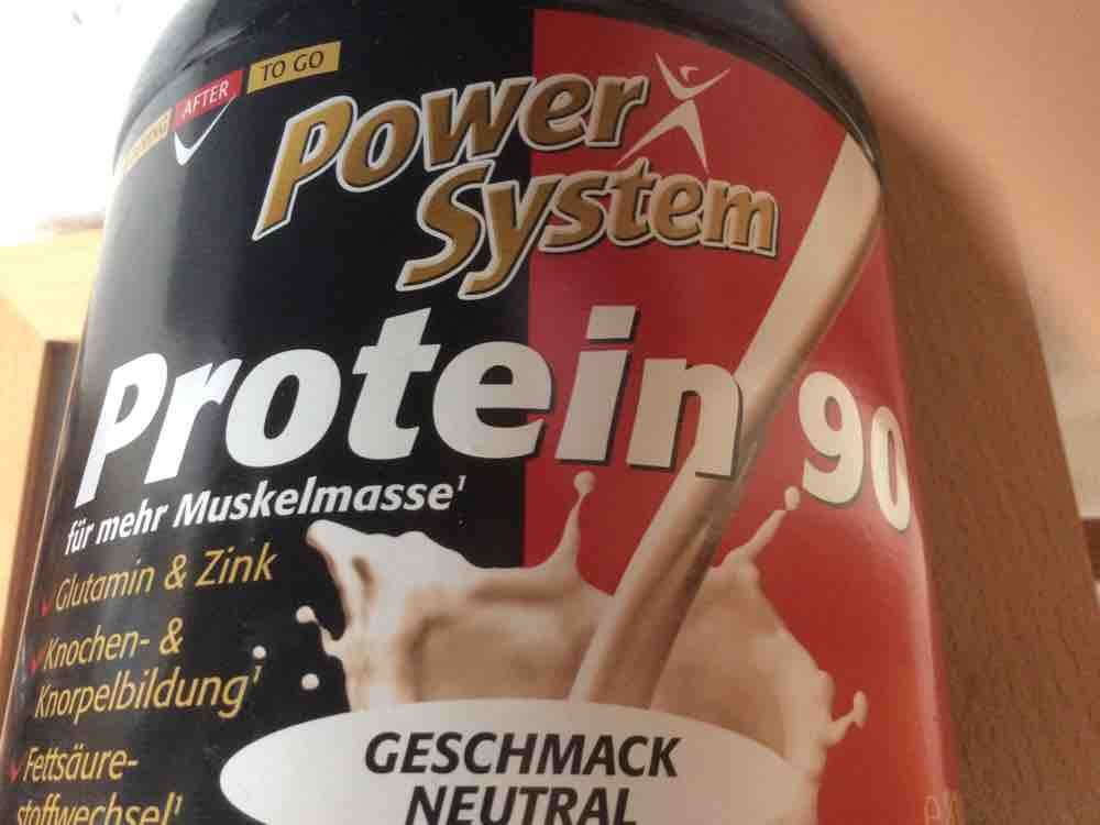 Power System 90 Protein, Neutral von Su Bi | Hochgeladen von: Su Bi