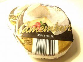 Camembert, 45% Fett i.Tr. | Hochgeladen von: makischmu