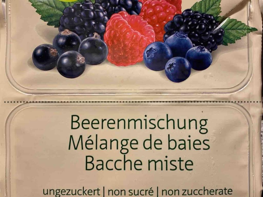 Bio Beerenmischung , Himbeeren, Heidelbeeren, Brombeeren, schw. Johan von FlyingKay | Hochgeladen von: FlyingKay