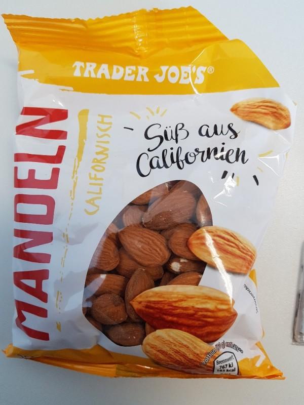 Süße Californische Mandeln von moni6983   Hochgeladen von: moni6983