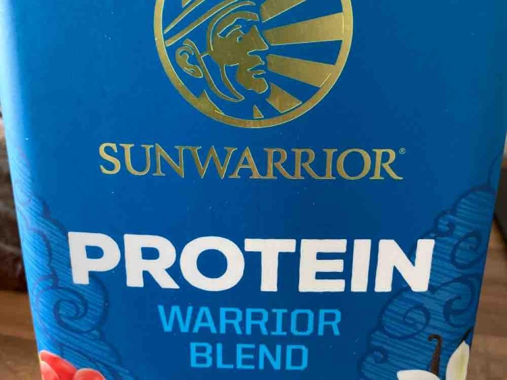 SunWarrior Warrior Blend Protein, Vanille von mokari   Hochgeladen von: mokari