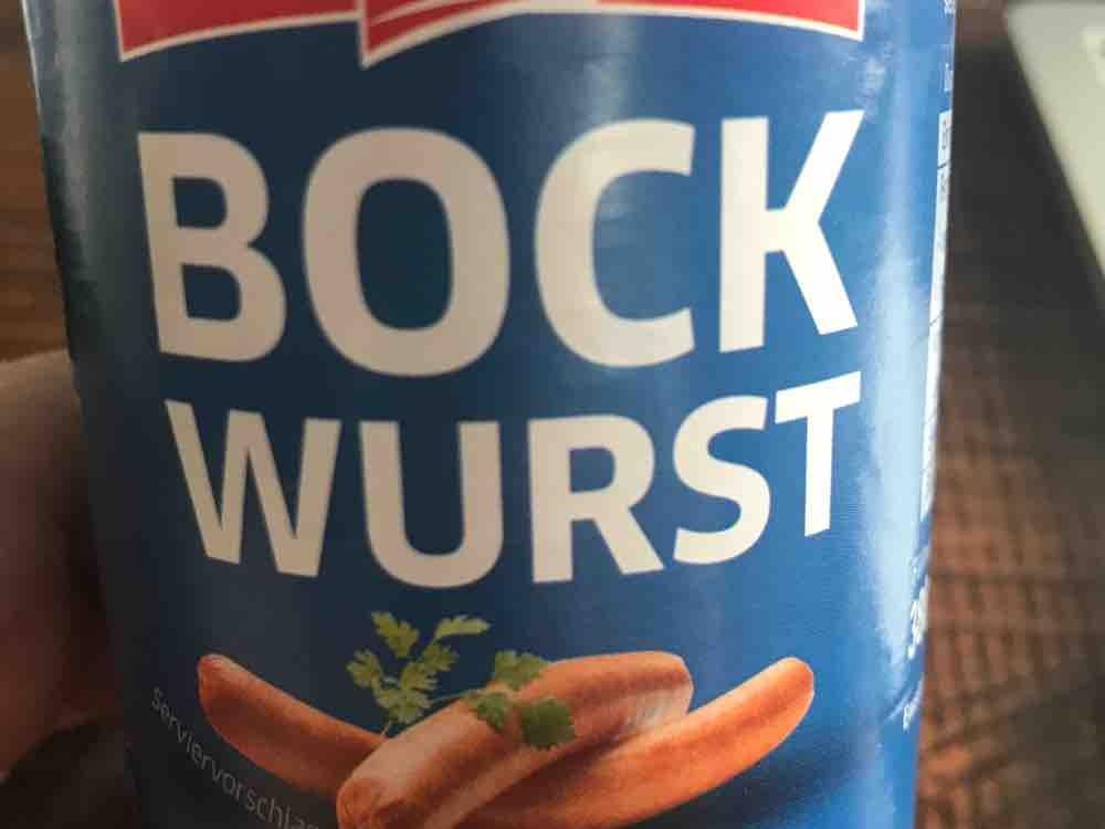 Bockwurst , in zarter Eigenhaut von RONZN   Hochgeladen von: RONZN