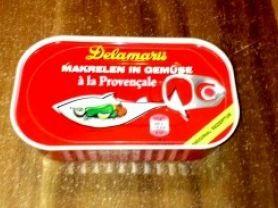 Delamaris Makrelen in Gemüse, Provencale | Hochgeladen von: E. J.