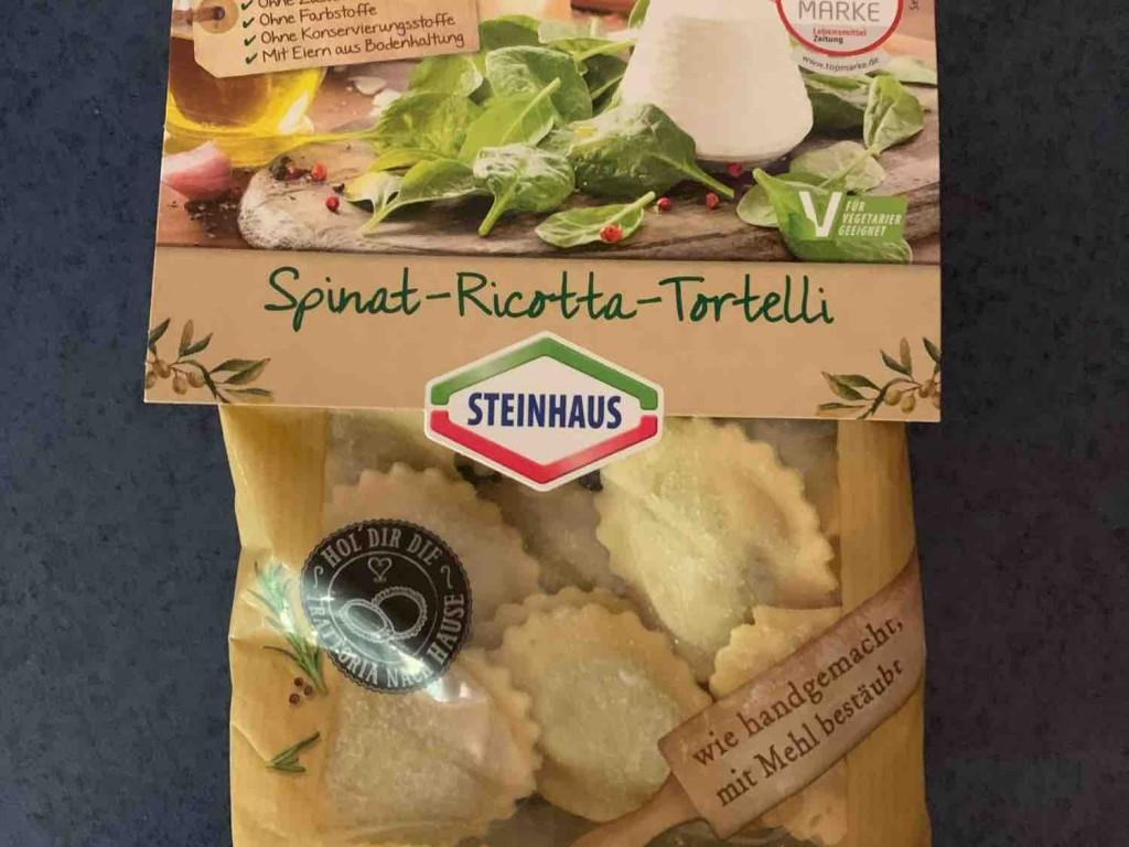 Spinat-Ricotta-Tortelli von dannysteven | Hochgeladen von: dannysteven