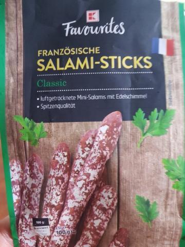 Französische Salami Sticks, Classic von Chrisso85   Hochgeladen von: Chrisso85