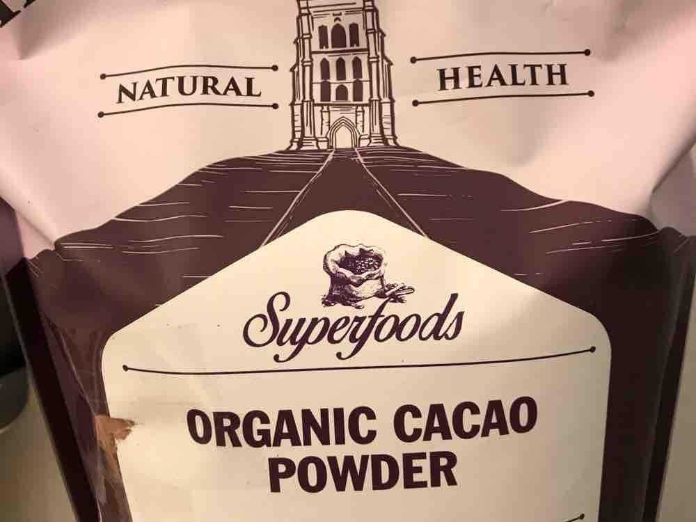 organic cacao powder von Leevke82   Hochgeladen von: Leevke82