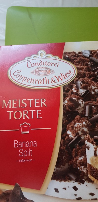Meister Torte, Banana-Split von Knbbelchen | Hochgeladen von: Knbbelchen