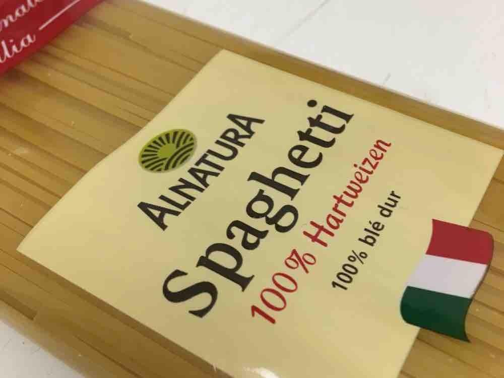 Spaghetti 100 % Hartweizen von danys   Hochgeladen von: danys